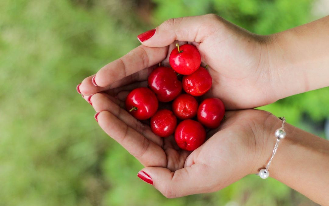 Finding Cherries in a World That Can Seem Like the Pits 1: Those Stressful Friends