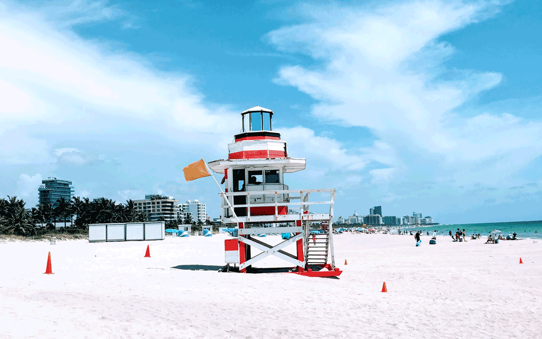 Peaceful Living Travel: South Beach, Miami, Florida