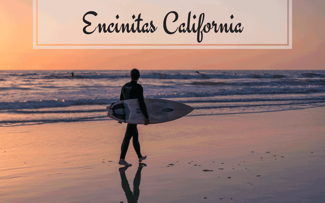 Encinitas: The Beautiful, The Bad & Yes, Even Some Ugly! The Peaceful Living Guide to Finding Tranquility in This Bustling Beach Town.