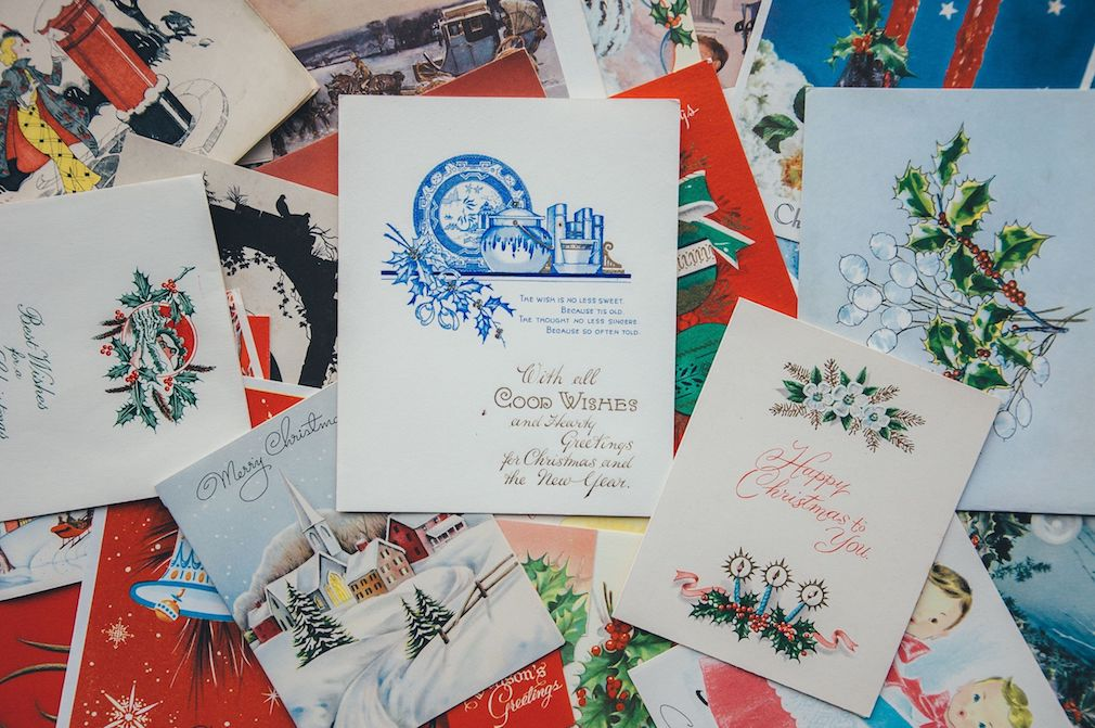 What Forgoing Christmas Cards Taught Me About Life