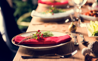Three Simple Steps to Eating Healthier During the Holidays