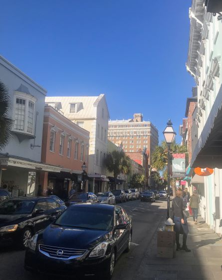 Shopping Charleston