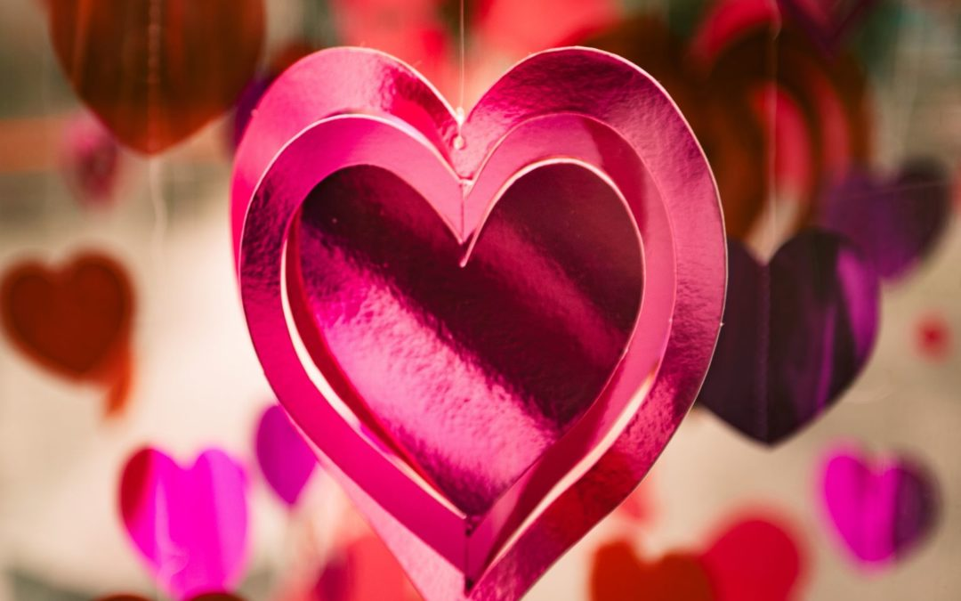 BE YOUR OWN VALENTINE: PRACTICE SELF LOVE